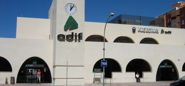 Algeciras Station (source Adif)